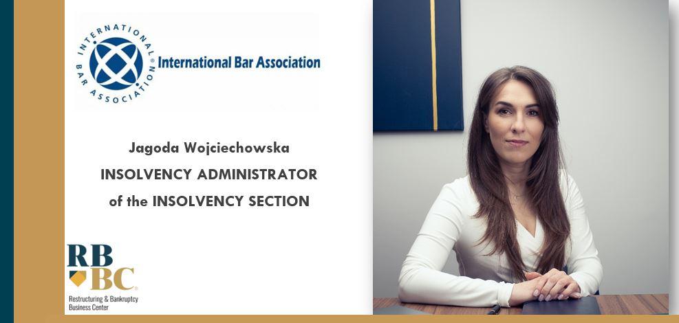 Członkowstwo w International Bar Association (IBA)